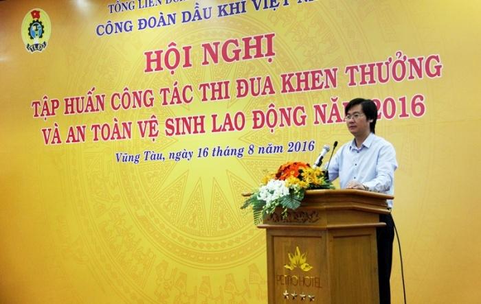 can bo cong doan tap huan cong tac thi dua khen thuong an toan lao dong