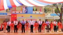Vietsovpetro khánh thành trường tiểu học tại Lâm Đồng