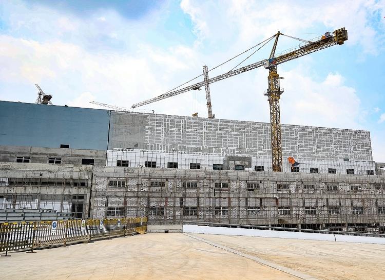 Nhà máy điện rác Sóc Sơn sẽ tiếp nhận rác dần dần từ giữa tháng 8/2021