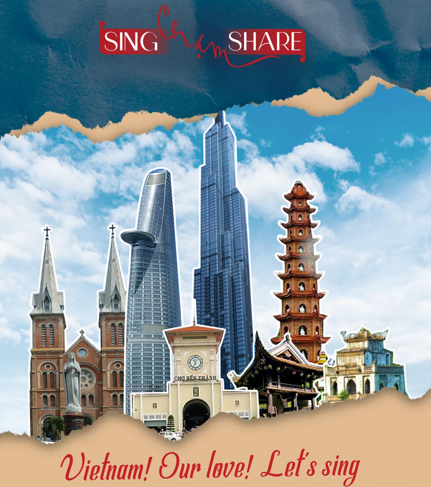 Chạm - Sing & Share - Âm nhạc lan tỏa yêu thương