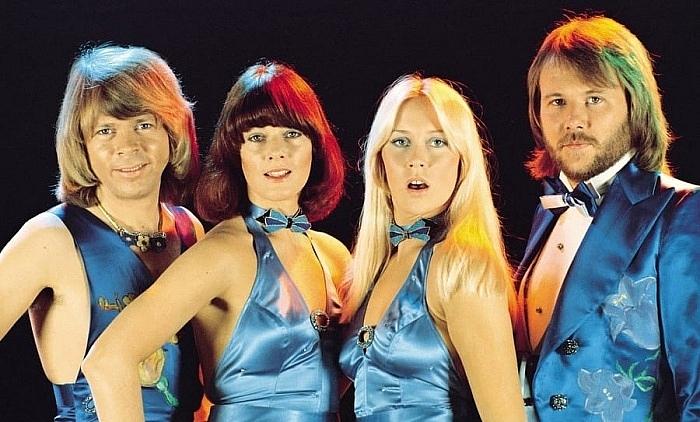 Nhóm nhạc ABBA của Thụy Điển lừng danh thế giới từ thập niên 1970