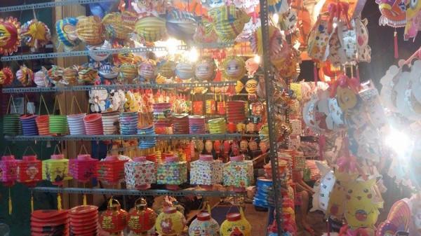 Đánh bật hàng Trung Quốc, lồng đèn Việt lại 'lao đao' với hàng giả