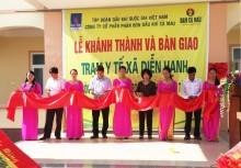 PVCFC khánh thành trạm y tế xã tại Nghệ An