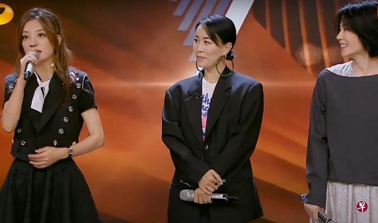 Vương Phi, Na Anh (từ phải qua trái) vẫn giữ quan hệ bạn bè với Triệu Vy trên mạng xã hội.