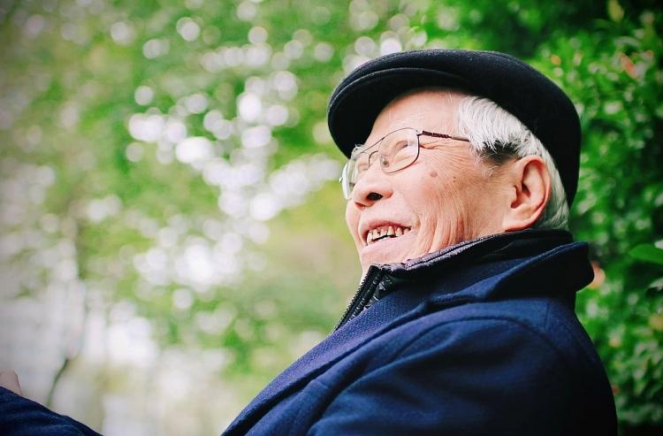 Nghệ sĩ Ngô Mạnh Lân qua đời tại Hà Nội. Ảnh: @dinhtuanvu.