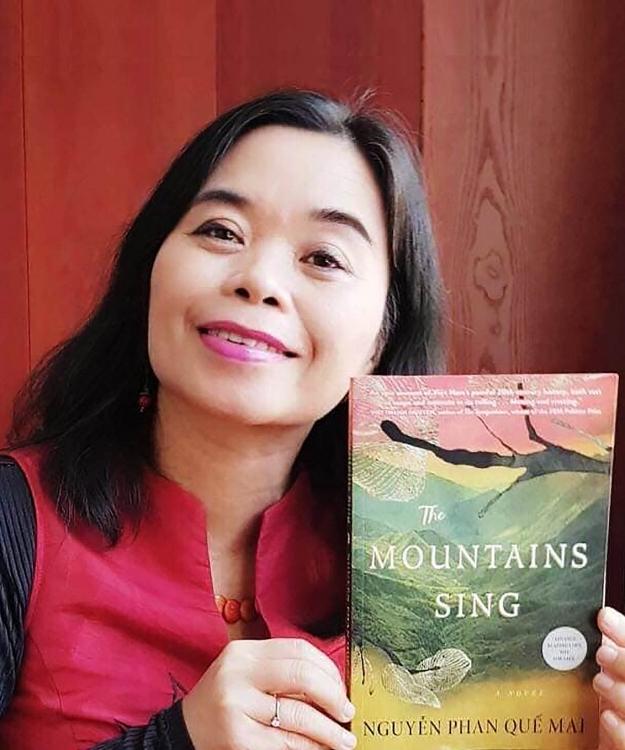 Nhà văn Nguyễn Phan Quế Mai đoạt giải văn học lớn của Mỹ