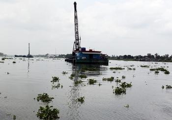 An Giang: Tai nạn trên sông, 2 mẹ con chết đuối thương tâm