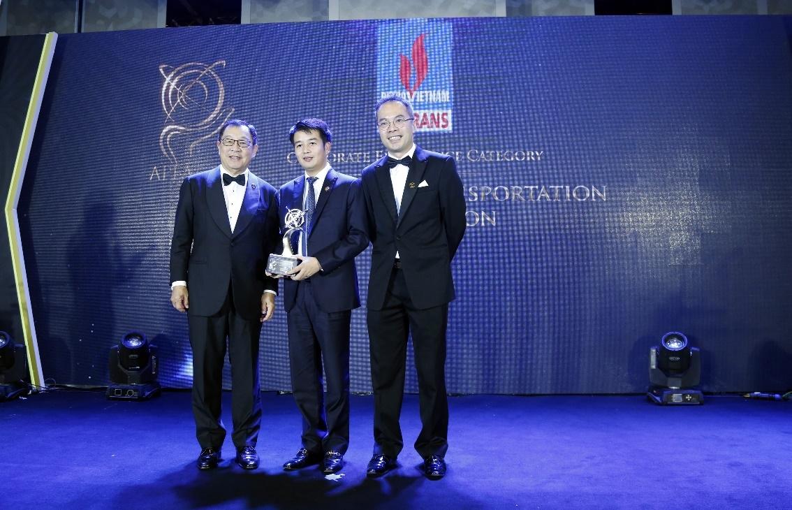 pvtrans nhan giai thuong asia pacific entrepreneurship awards apea viet nam nam 2019