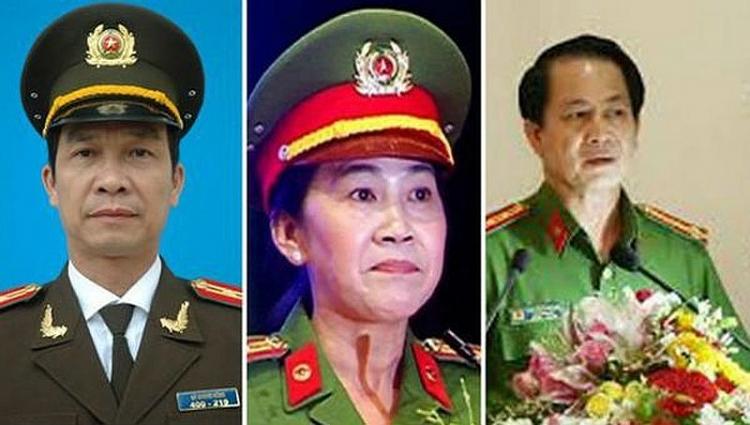quyet dinh ky luat 3 pho giam doc cong an tinh dong nai