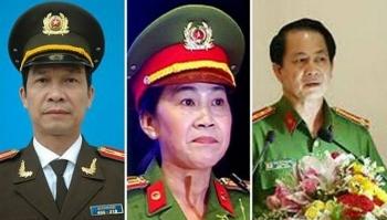 cong bo quyet dinh ky luat 3 pho giam doc cong an tinh dong nai
