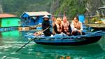 Hạ Long giữ mô hình chèo đò du lịch