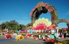 Chờ đón Festival hoa Đà Lạt lần thứ VI