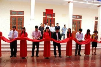 PVCFC khánh thành Nhà văn hóa tại Thủy Nguyên, Hải Phòng