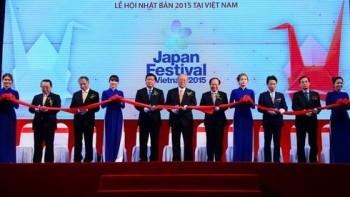 Lễ hội văn hoá Nhật Bản tại TPHCM