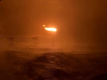 Vietsovpetro khôi phục hoạt động sản xuất sau cơn bão số 9