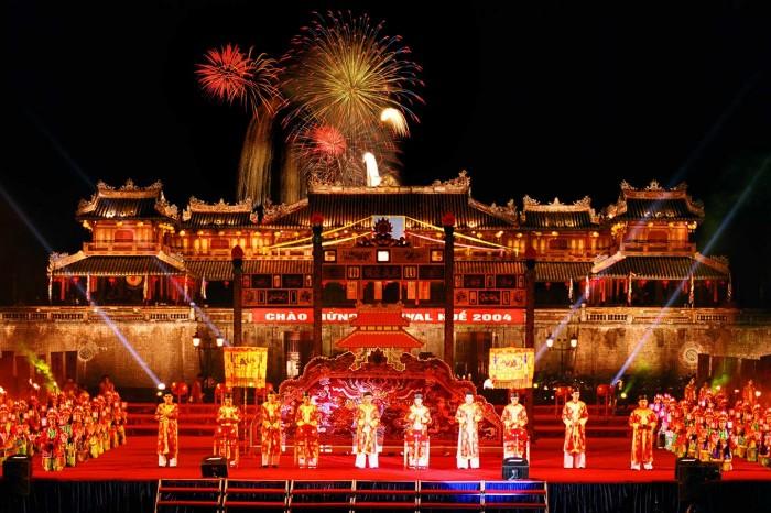 festival hue 2016 se thu hut 20 nuoc tham du