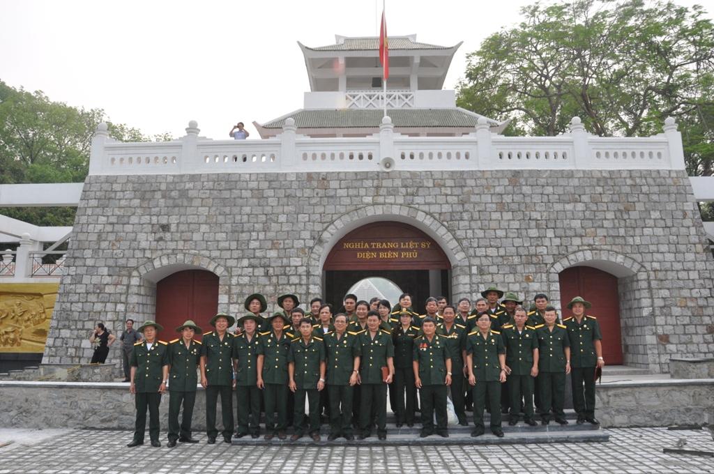 Hội Cựu chiến binh PVFCCo tổ chức chuyến đi về nguồn