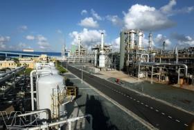 Nhà máy Đạm Cà Mau kiểm soát tốt nguồn khí thải ra môi trường