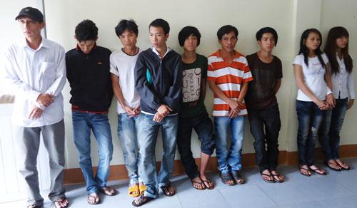 Xử lý hơn 1.000 tội phạm vùng giáp ranh TP HCM, Bình Dương, Đồng Nai