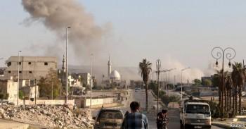 Chính châu Âu phải chịu trách nhiệm về cuộc chiến ở Syria