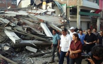 Ecuador đánh thuế nặng giới nhà giàu để khôi phục đất nước