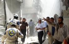 Tổng Lãnh sự quán Nga ở Syria bị tấn công