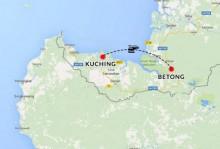 Đã tìm thấy mảnh vỡ máy bay chở Thứ trưởng Malaysia