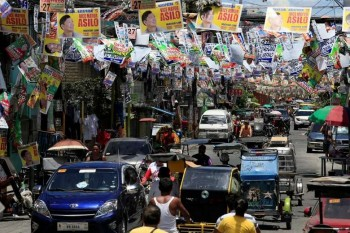 Philippines: Xả súng trong ngày bầu cử