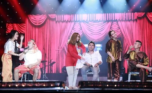 MTV mang chuyện gia đình lên sân khấu Dấu ấn