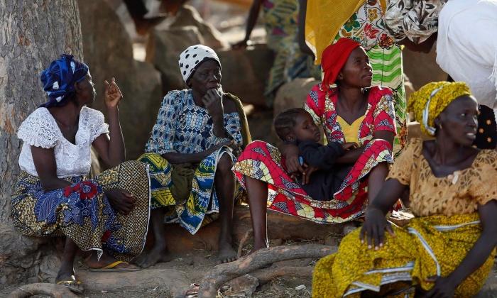 18 phu nu nigeria bi giet trong mot dam tang