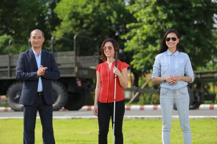 Ngô Thanh Vân rạng ngời trong vai trò giám khảo Vua đầu bếp