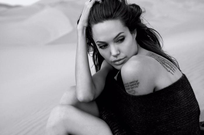 5 điều có thể bạn chưa biết về gia đình Angelina Jolie