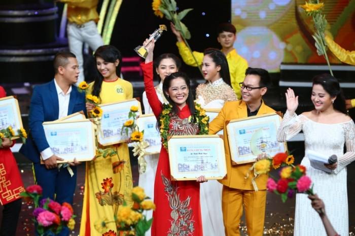 Lê Đình Minh Ngọc đạt giải Én vàng 2015