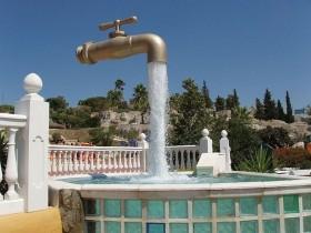 Những đài phun nước độc đáo nhất thế giới