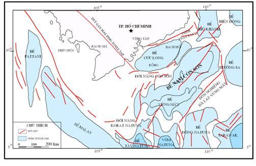 Những chỉ tiêu đánh giá triển vọng dầu khí các bể trầm tích thềm lục địa Việt Nam