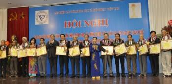Liên hiệp Hội tôn vinh trí thức Khoa học và Công nghệ
