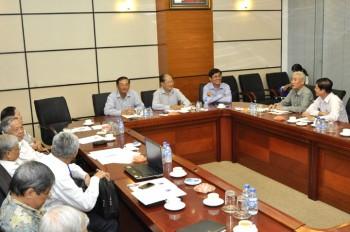 Hội nghị Ban Thường vụ Hội Dầu khí Việt Nam