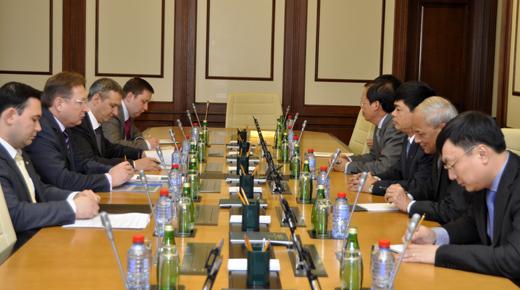 Tin tưởng chắc chắn vào hiệu quả hợp tác  dầu khí Nga - Việt