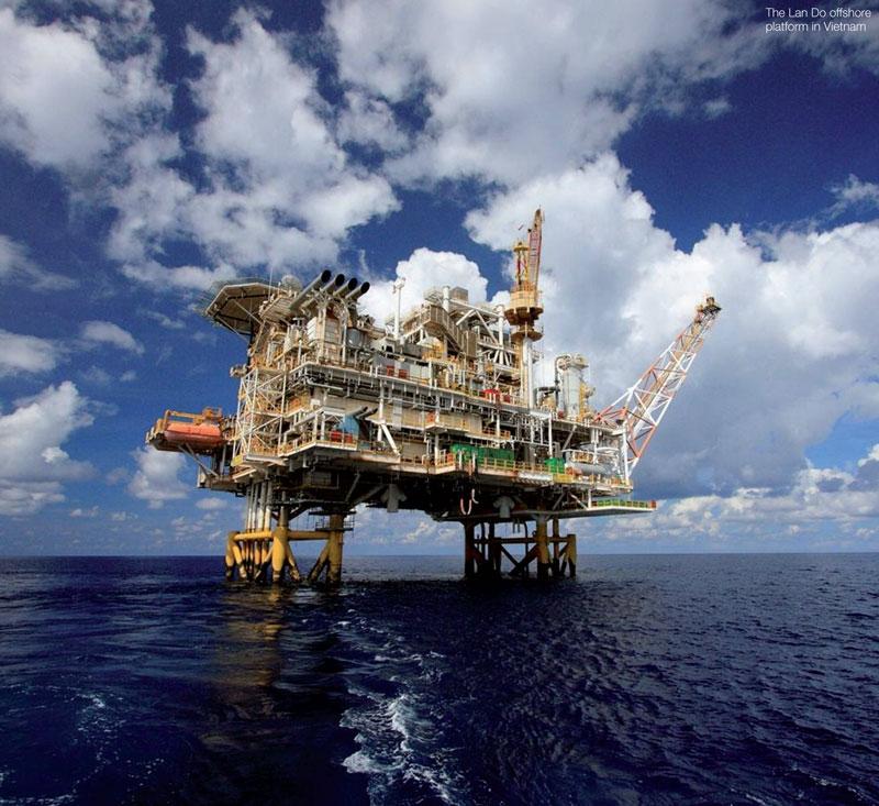 Việc đặt tên cho cấu tạo, mỏ dầu khí trên Biển Đông