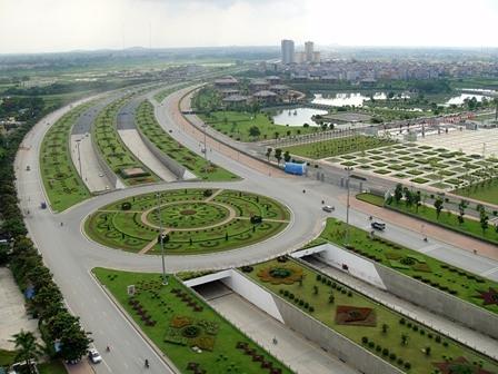 Hà Nội: Thu phí trên tuyến Đại lộ Thăng Long