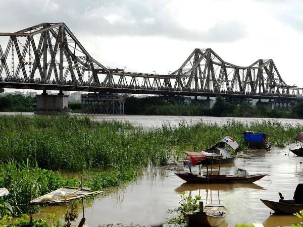 Gần 300 tỉ đồng gia cố, sửa chữa cầu Long Biên
