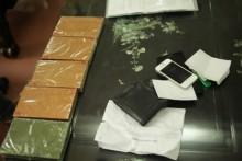 Bị bắt khi mang 5 bánh heroin vào nhà nghỉ