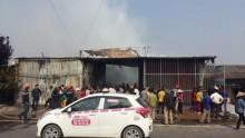 Cháy cửa hàng đồ điện, hàng tỉ đồng thành tro
