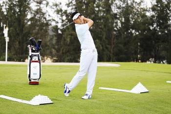 Chuyên gia Nhật chăm sóc cột sống cho golfer