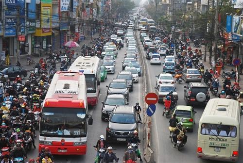 Hà Nội sắp có cầu vượt ở ngã năm Ô Chợ Dừa