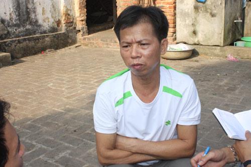 Ông Nguyễn Thanh Chấn muốn được bồi thường hơn 1 tỉ đồng