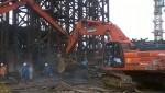 Vụ sập giàn giáo tại Formosa: Ít nhất 17 người thiệt mạng