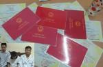 Triệt phá đường dây làm giả giấy tờ xuyên Việt