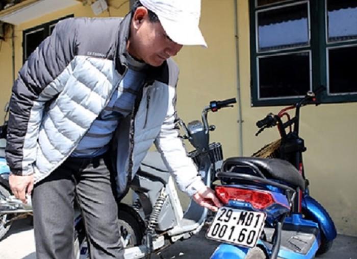 Từ 1/7, xử phạt xe máy điện không đăng ký