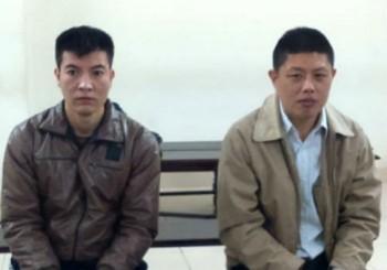 Phạt tù 2 người Trung Quốc làm giả thẻ thanh toán